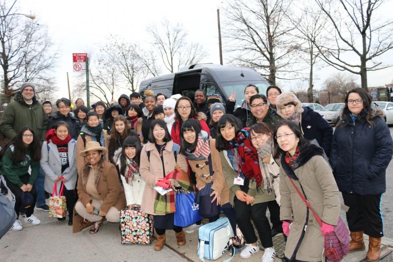 Wishing our sister school safe return to Nishio High School.